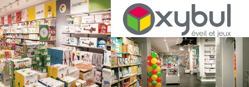 Boutique spécialisée dans les jeux pour enfants