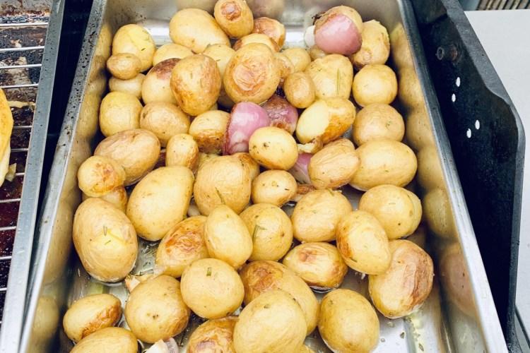 Rosmarinkartoffeln vom Grill