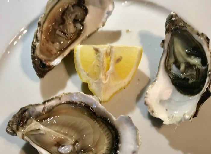 Pazifische Austern