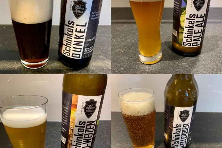 Schinkels Bier Spezialitäten