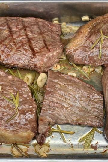 Steak vom Tafelspitz