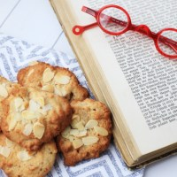 Mandel-Marzipan-Cookies