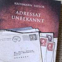 Kressmann Taylor: Adressat unbekannt