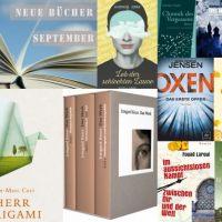 Neue Bücher September 2017