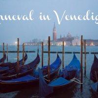 Paradies für Fotografen: Karneval in Venedig