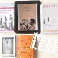 Nachlese: Bücher kurz vorgestellt