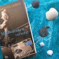 [Rezension] Claretta Cerio: Mit Bedenken versetzt