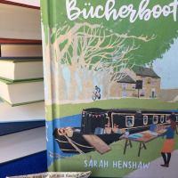 [Rezension] Sarah Henshaw: Mein wunderbares Bücherboot