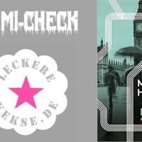 Krimicheck: Slow Horses von Mick Herron