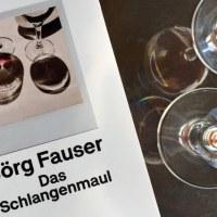 Jörg Fauser: Schlangenmaul