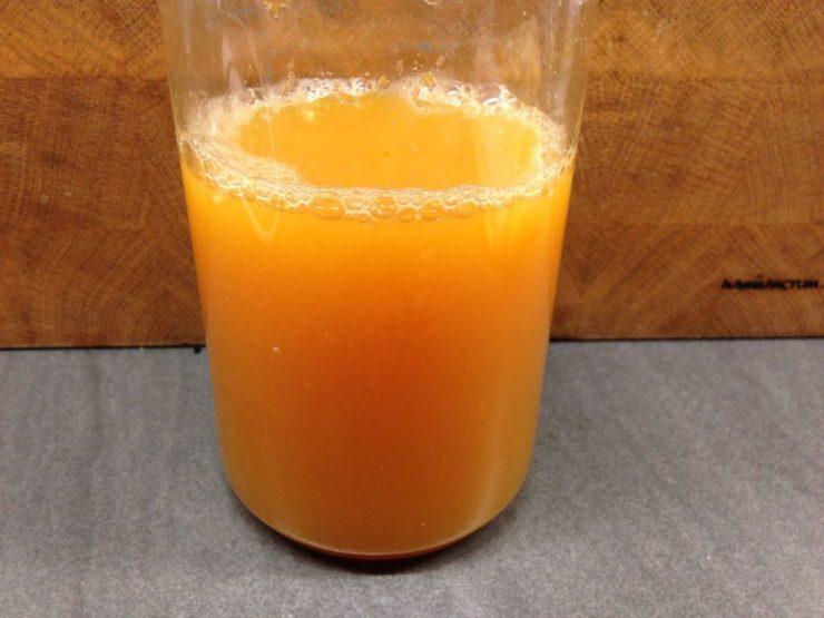 Orangen Honig Balsamico