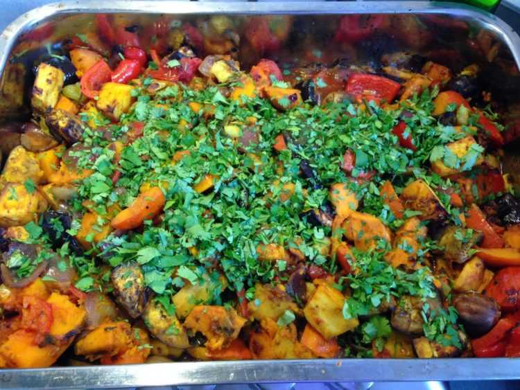 Persisches Ofengemüse