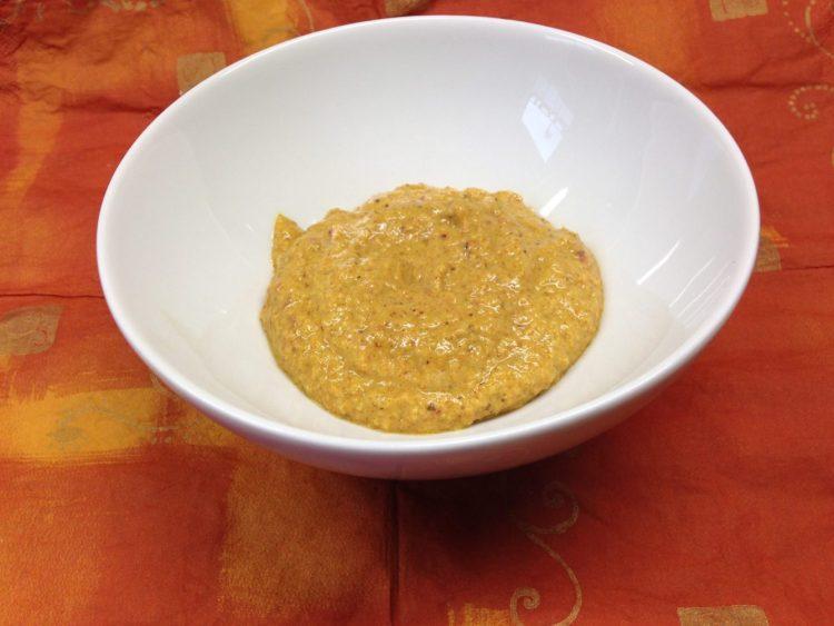 Mandel Kokos Satay Sauce