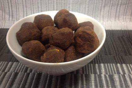 Mandel Safran Orangen Trüffel