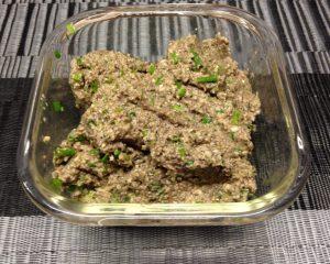 Champignon Cashew Paté