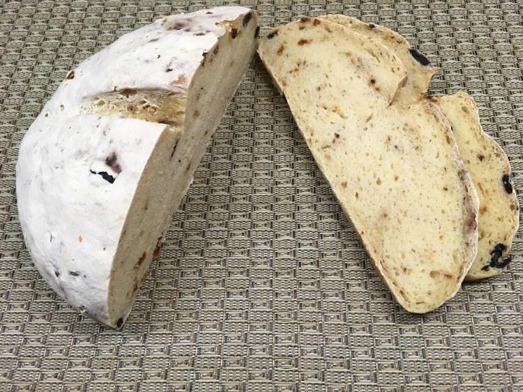 Glutenfreies Chiabatta