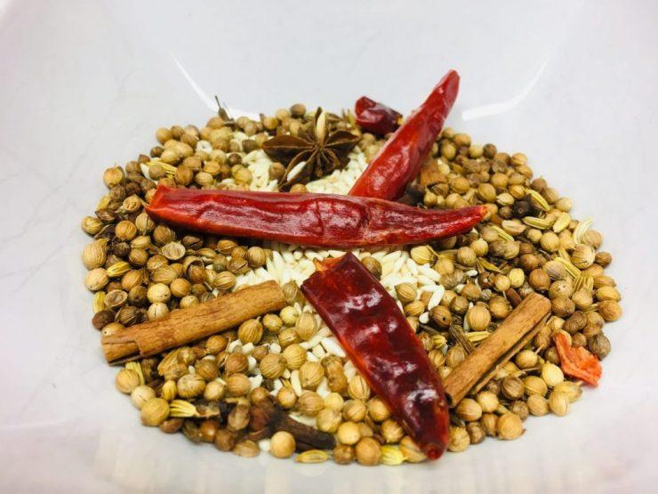 Sri Lanka Currypulver