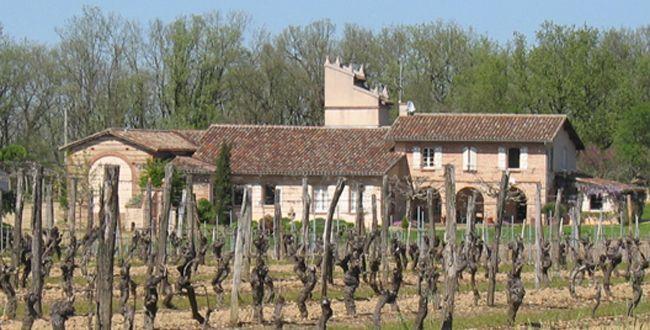 Château La Colombière Fronton