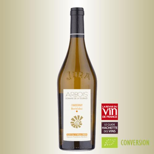 Touraize Jura Arbois Chardonnay Montalaboz