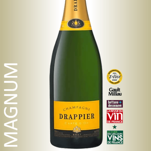 Champagne Drappier Carte Or Magnum