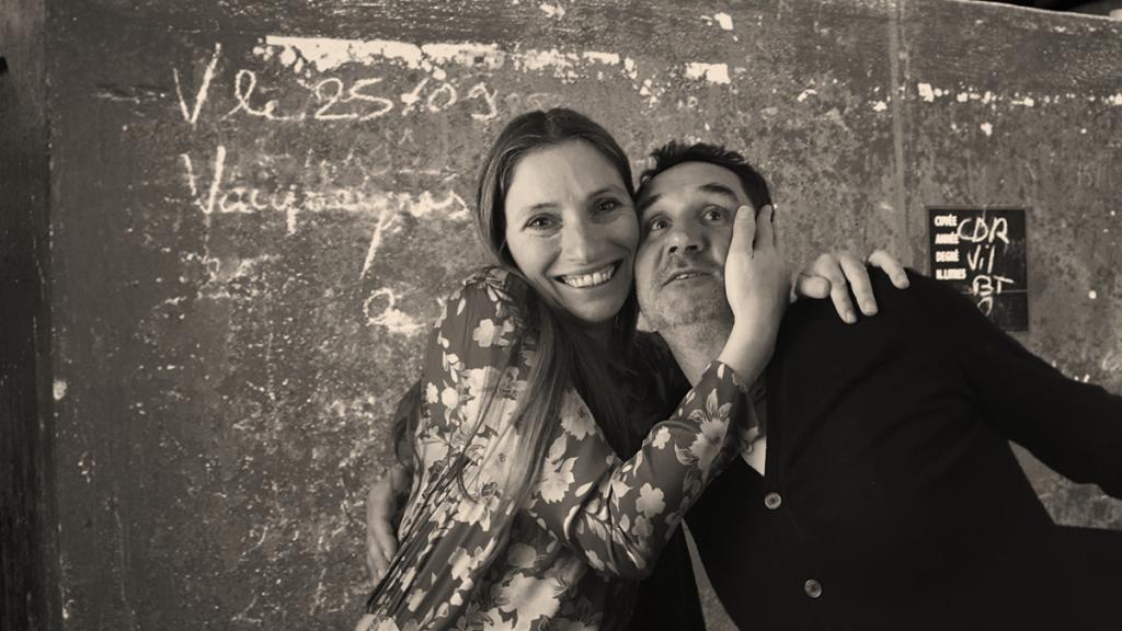 Clos des Mourres Jean-Philippe et Ingrid Bouchet