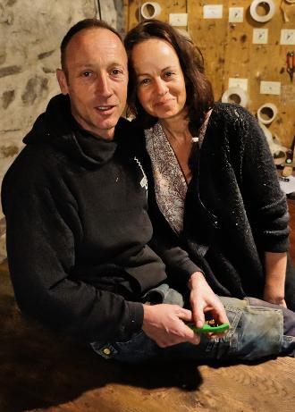 Isabelle et Jean-Yves Vantey
