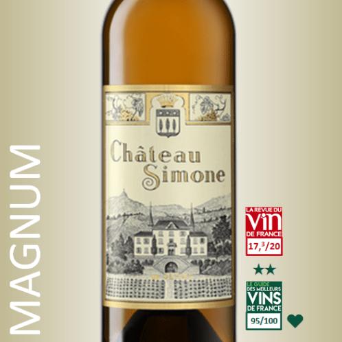 Chateau Simone Palette blanc magnum