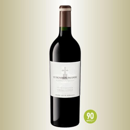 Tuilerie du Puy Bordeaux Superieur Le Vigneron Inconnu