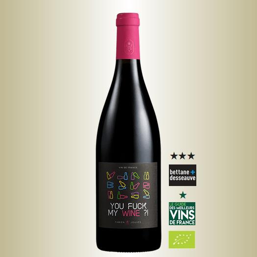 Mas del Périé Fabien Jouves You fuck my wine