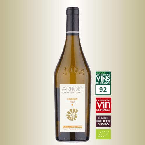 Touraize Jura Arbois Chardonnay Arces