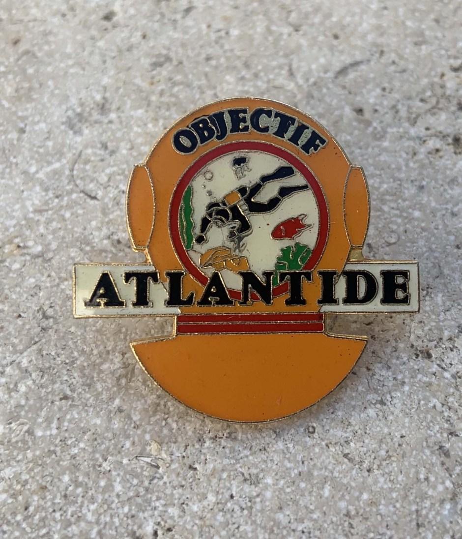 pin's objectif atlantide