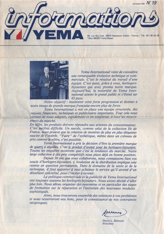 Informations YEMA_Lettre HBJO