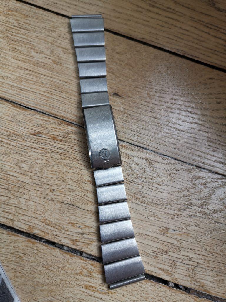 Bracelet montre yema - Navygraf