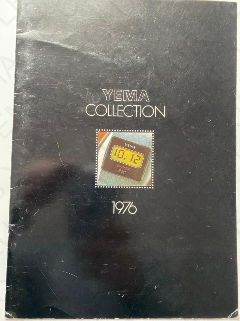 catalogue yema 1976