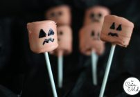 Spooky Marshmallow Pumpkins… What Not to Do!