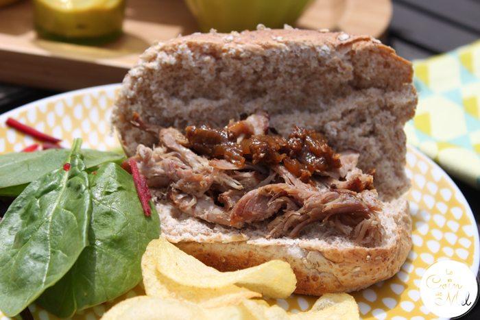 Perfect Pulled Pork Recipe - My Sandwich yum yum