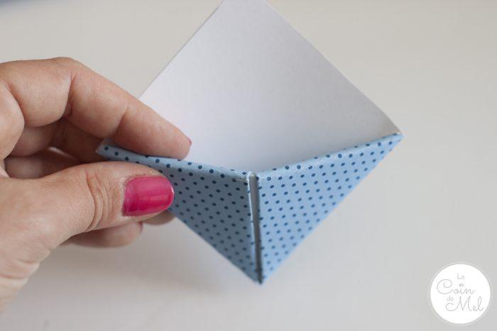 How to Make a Corner Bookmark 13