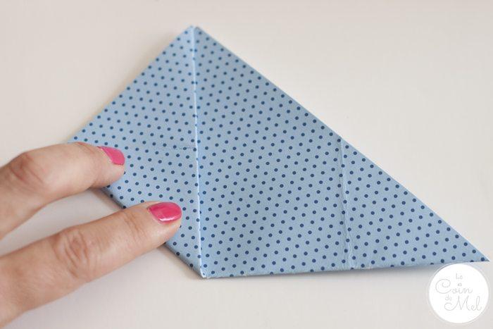 How to Make a Corner Bookmark 6