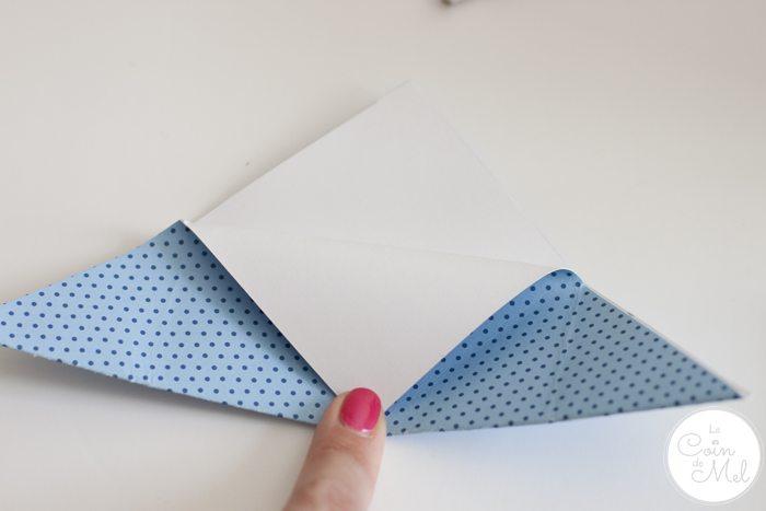 How to Make a Corner Bookmark 9