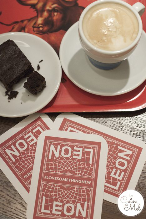 Leon - Coffee and Cake
