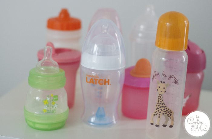 Choose the Right Bottle for Your Baby
