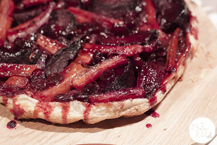 What to Expect from Waitrose this Christmas - Veggie Tarte Tatin