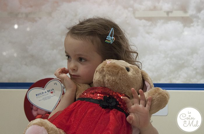 A Build-a-Bear Party at Brent Cross