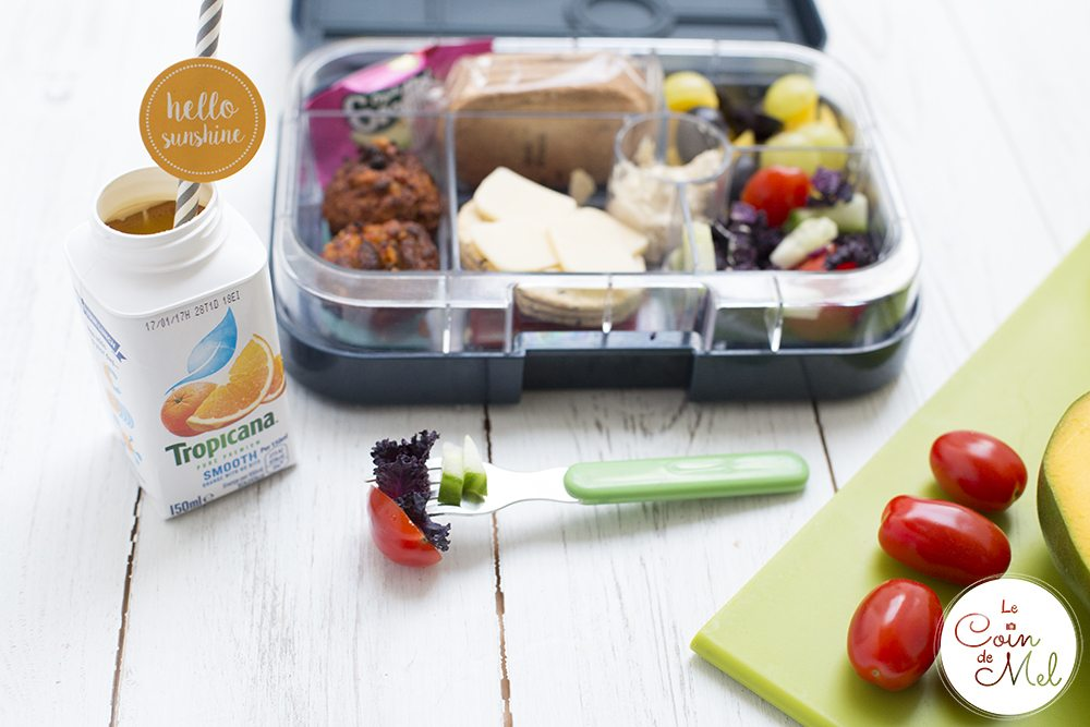 No Fuss Gluten-Free Vegan Lunchboxes - Ideas & Tips