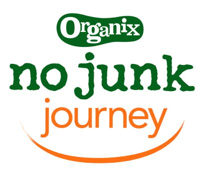 Organix #NoJunkJourney - How to eat well on a budget