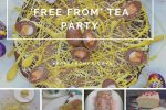Cakes for a 'Free From' Tea Party & #FreeFromFridays
