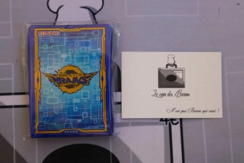 Paquet de 55 pochettes Logo Vrains