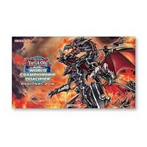 Tapis de jeu Regional WCQ 2016 Red-Eyes Flare Metal Dragon