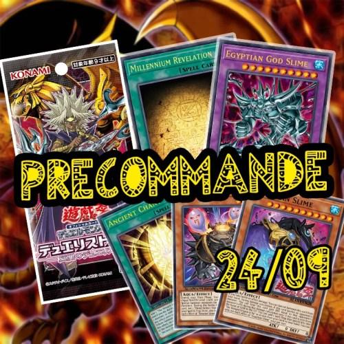 Précommande – Duellistes Légendaires : La Rage de Râ (Marik) en Français Yu-Gi-Oh!