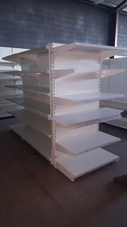 gondole magasin rayonnage hmy superette